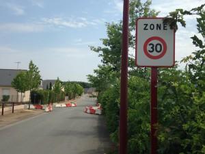 Zone 30 rue des Tilleuls